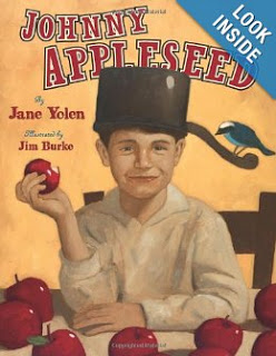 johnny appleseed book suggestions