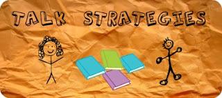 reading talk strategies books lesson