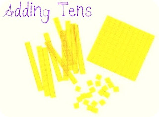 adding tens to a two-digit number lesson ideas