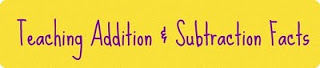 teaching addition subtraction math facts tips for parents first grade 1st fun ways to practice