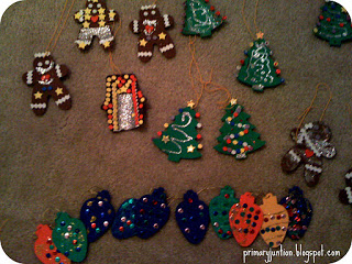 store bought christmas crafts