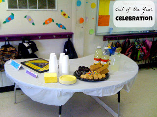 End of the School Year Celebration