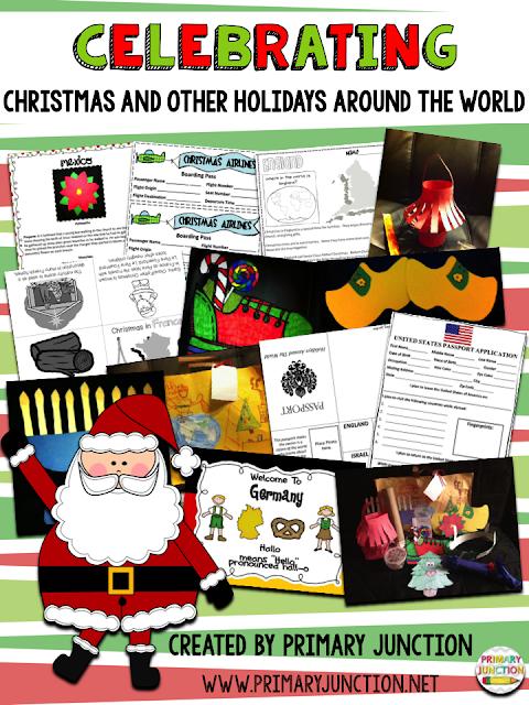 Celebrating Christmas & Other Holidays Around The World