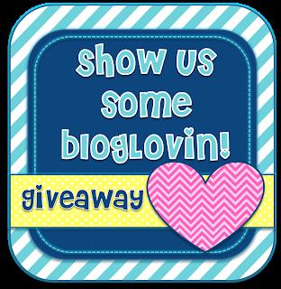 Show Us Some Bloglovin' Giveaway for Bloglovin' Followers!
