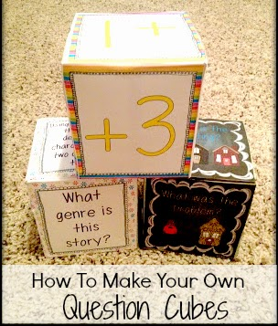 Monday Made It: How To Make Your Own Question Cubes