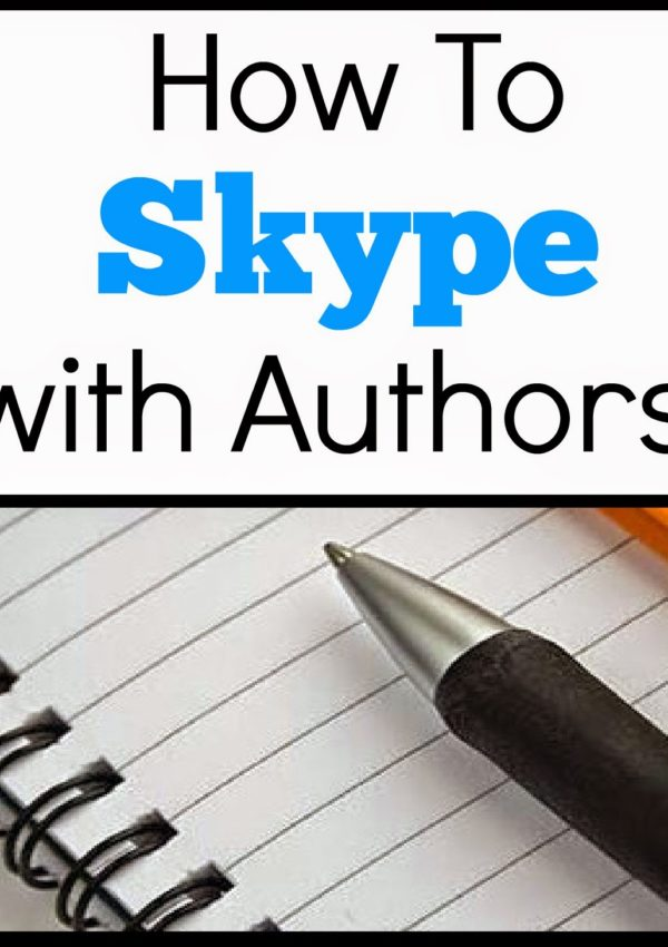 Hosting Successful Author Skypes
