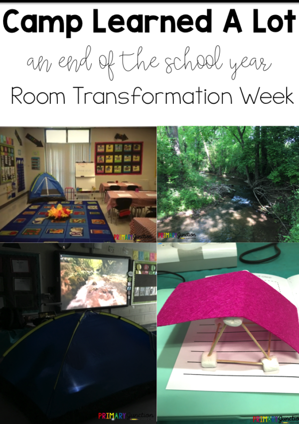 Camp Learned A Lot – End of School Year Class Transformation