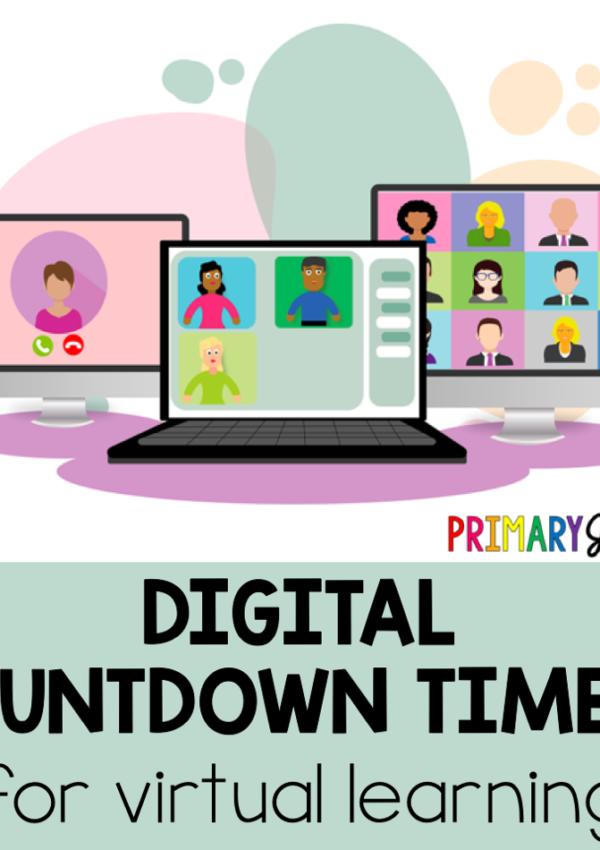 Digital Timers for Virtual Learning Breaks
