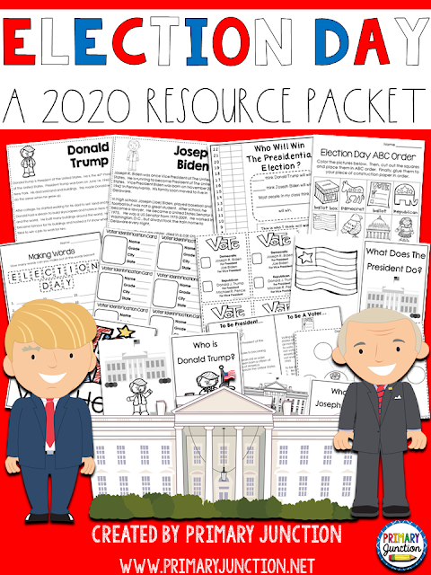 Election Day 2020 Classroom Resources
