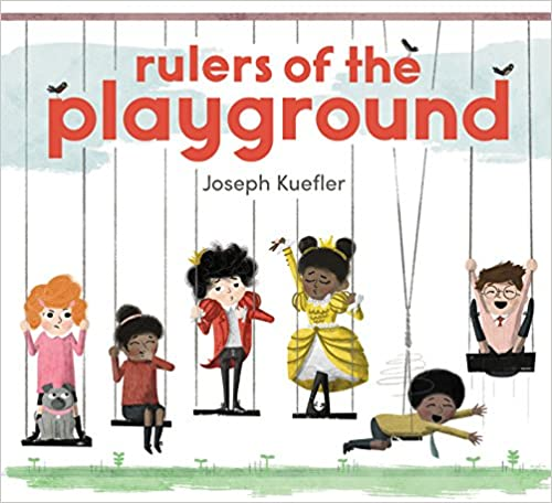 Rulers of the Playground Book for teaching playground recess rules back to school beginning of year